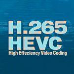 h264vs h265 vs mjpeg: сравнениекодековв системах видеонаблюдения.