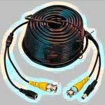 Максимальная длина кабеля для видеонаблюдения.