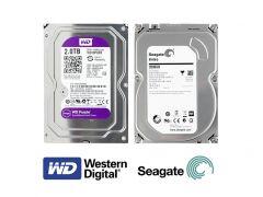HDD жесткий диск 2ТБ для системы видеонаблюдения