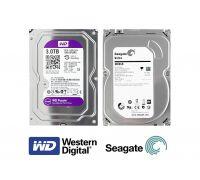 HDD жесткий диск 3ТБ для системы видеонаблюдения