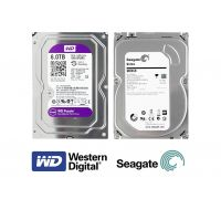 HDD жесткий диск 6ТБ для системы видеонаблюдения