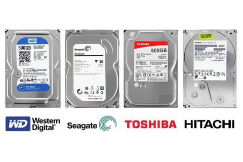 "HDD Жесткий диск объемом 500ГБ (гигабайт) desktop 3.5"" SATA 3"