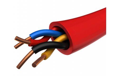 Купить огнестойкий КПСнг (А) FRLS 2х2х 0.22 мм² сигнальный моножильный Solid медный провод для охранной и пожарной сигнализации, систем оповещения и управления эвакуацией (СОУЭ), системах автоматического пожаротушения (АУПТ)