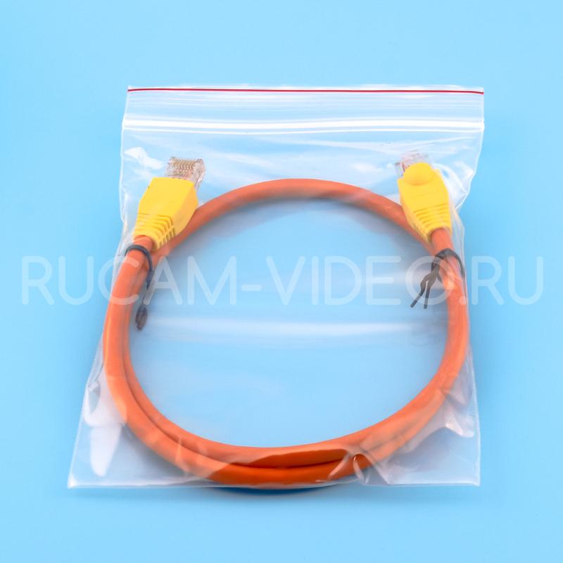 Стяжки нейлоновые Rexant 8.0x200mm (100шт) Black 07-0203