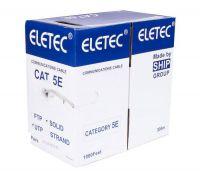 UTP 5E Eletec 10x2xAWG24