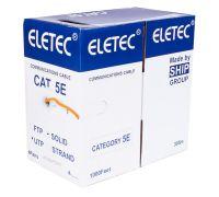 UTP 5E Eletec 4x2xAWG24 нг(А)-HF
