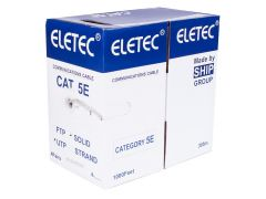 UTP 5E Eletec 4x2xAWG24