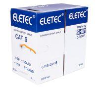UTP 6 Eletec 4x2xAWG24 нг(А)-HF