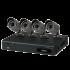 Готовые комплекты камер для видеонаблюдения