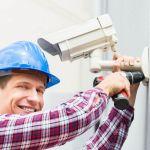 Монтаж систем видеонаблюдения под ключ с гарантией результата в СПб и ЛО
