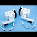 Обзор поворотных zoom (зум) ip камер видеонаблюдения Roka R-2055 (v2) и R-2060 (v2).