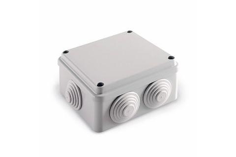Коробка распределительная 120x80x50, серая, Степень защиты IP54