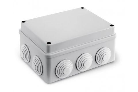Коробка распаячная 150x110x70, серая, Степень защиты IP55