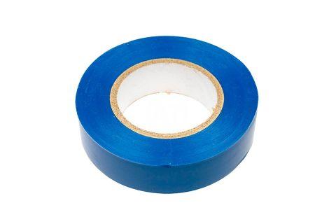 Изолента ПВХ 15x20x0,13, цвет синий, изолента 15мм х 20м
