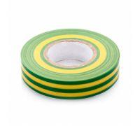 Изолента ПВХ 15x20x0,13 (желто-зеленая)