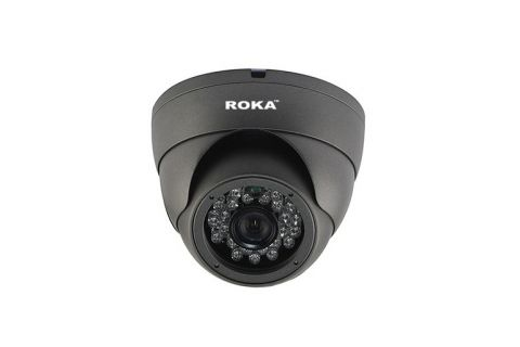 R-3015 AHD камера ROKA купольная камера для видеонаблюдения AHD 1280х720