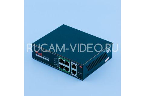 R-KM-POE0401-250 коммутатор ROKA