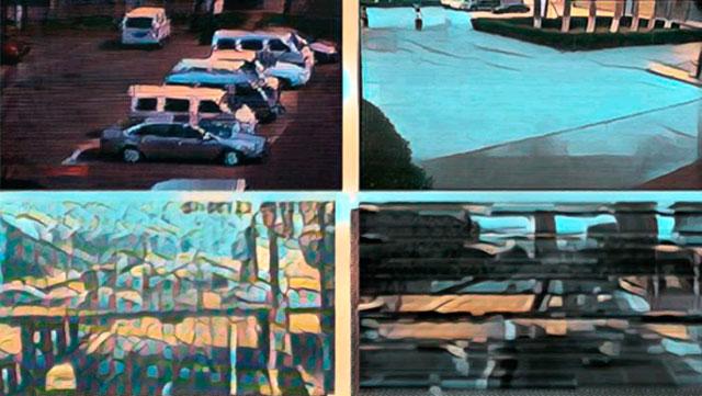 Плохое качество изображения с камер видеонаблюдения