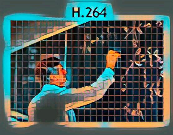 Кодек h.264 алгоритм