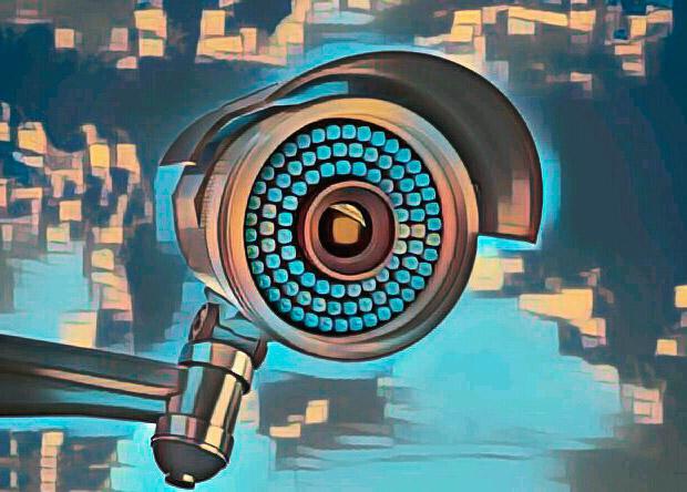 Камера видеонаблюдения со встроенным облачным сервисом p2p