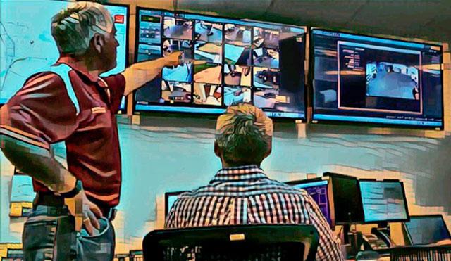Выбор экрана для системы видеонаблюдения