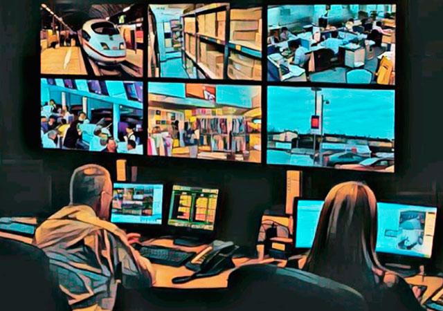 Вибір монітора або телевізора для систем відеоспостереження