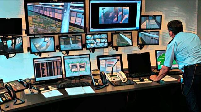 Стабильная работа системы видеонаблюдения.