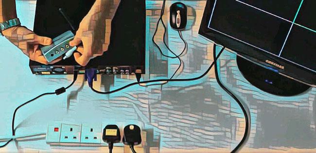 Подключение камеры видеонаблюдения к ПК