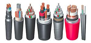 Сечения кабелей и проводников