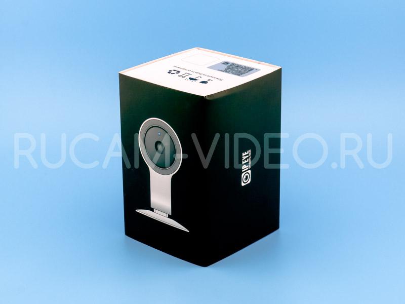 Камера видеонаблюдения T1-ALRW-01 в коробке.