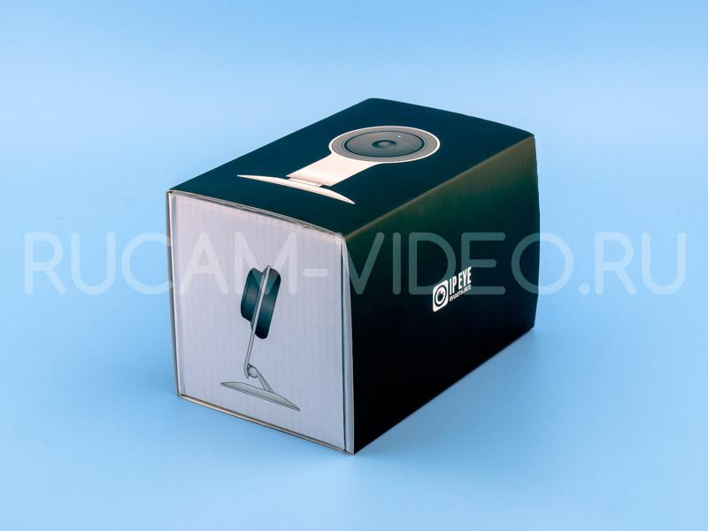 Wi-Fi камера видеонаблюдения T1-ALRW-01 в упаковке.